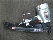 GRIP RITE GRTFR83 SHORT-BODY 21 DEGREE 3-1/4-INCH FRAMING NAILER **WELL USED**